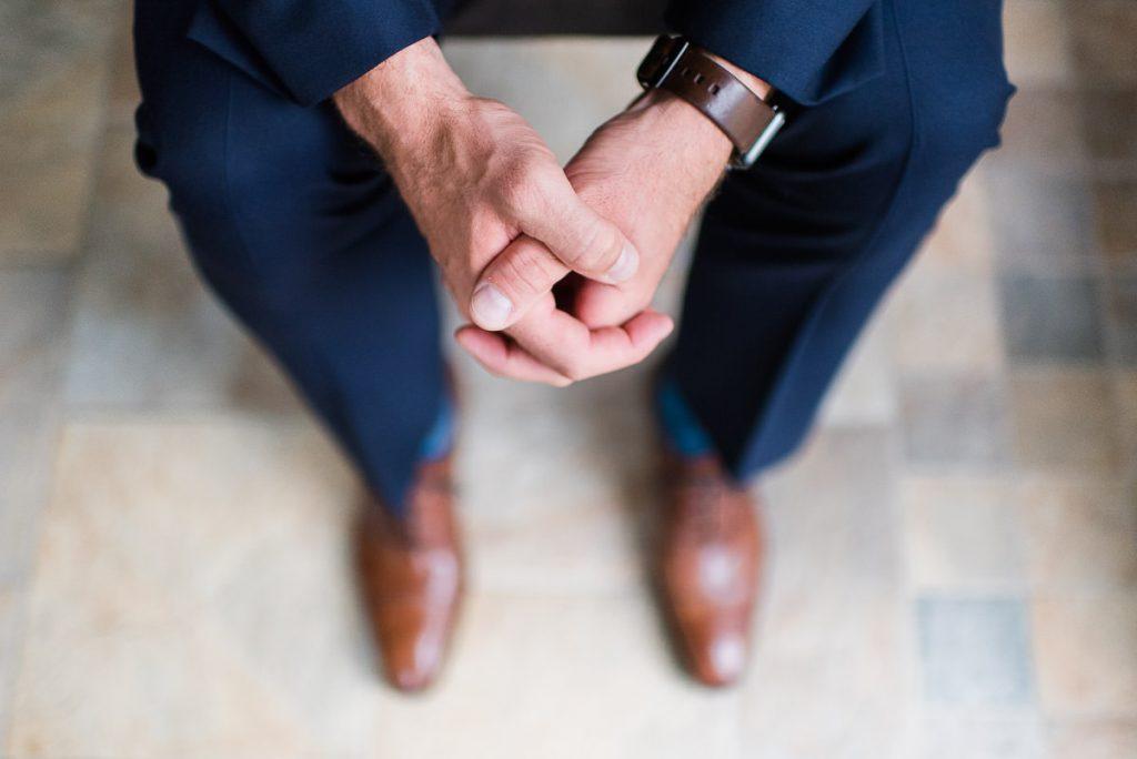 preparatifs du marie a la maison mariage sorel-tracy