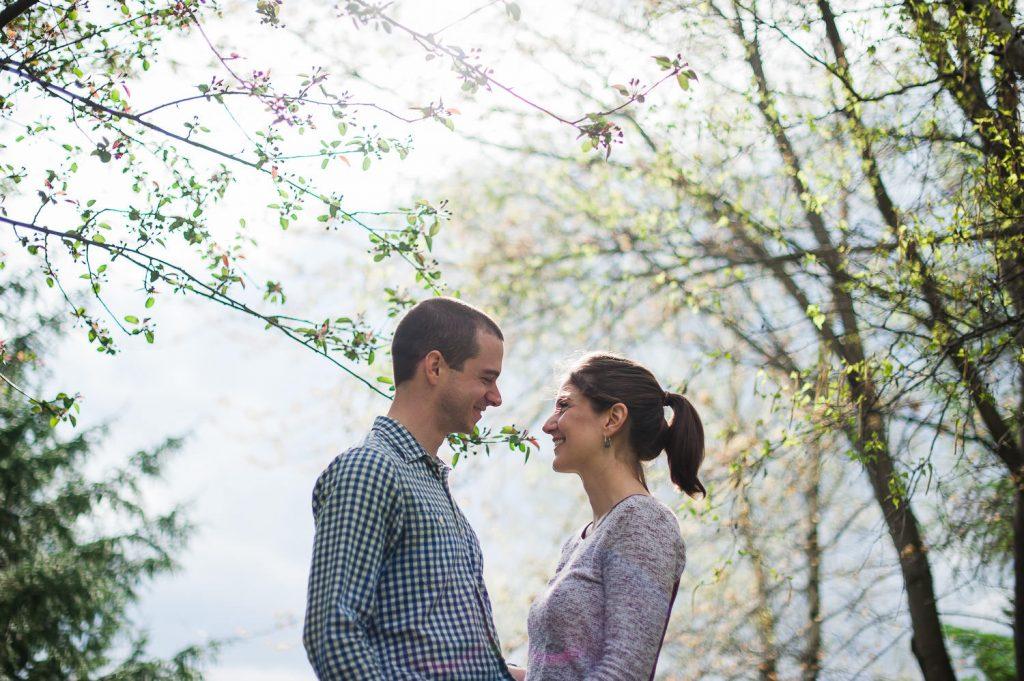 couple nature serre et pepiniere champlain saint sebastien amoureux printemps
